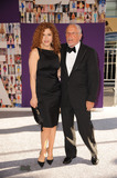 Stan Herman Photo - Actress Bernadette Peters and CFDA President Stan Herman arriving at the 2010 CFDA Fashion Awards at the Alice Tully Hallin the Lincoln Center on June 7 2010 in New York City