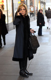 Andrea Mitchell Photo - February 28 2012 New York CityTV anchor Andrea Mitchell out in Manhattan on February 28 2012 in New York City