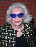 Anne Slater Photo - Socialite Ann Slater attending the IT Girls premiere party at Meet Club in Downtown New York March 2 2002