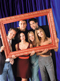Photo - FILE PHOTO circa 2000 Matthew Perry Courteney Cox Arquette  Matt LeBlanc Lisa Kudrow David Schwimmer Jennifer Aniston -- cast of popular TV show Friends    Please do not credit       ACE Pictures does not claim any Copyright or License in the attached material The attached material intended for reference or research By publishing this material the user expressly agrees to indemnify and to hold ACE Pictures harmless from any claims demands or causes of action arising out of or connected in any way with users publication of the material          IMPORTANT Please note that our old trade name NEW YORK PHOTO PRESS (NYPP) is replaced by our new name ACE PICTURES New York Photo Press and ACE Pictures are owned by All Celebrity Entertainment Inc    All Celebrity Entertainment Inc    contact Alecsey Boldeskul (646) 267-6913   Philip Vaughan (646) 769-0430  e-mail infocopyrightnyphotopresscom