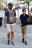 Photo - Andrea Pirlo and son sighting
