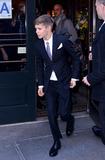 Romeo Beckham Photo - February 14 2016 New York CityRomeo Beckham leaving Baththazar Restaurant on February 14 2016 in New York CityBy Line Curtis MeansACE PicturesACE Pictures Inctel 646 769 0430