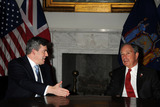 Photos From GORDON BROWN PRESS CONFERENCE