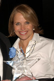 Hugh OBrian Photo - KATIE COURIC RECEIVED THE 2006 HUGH OBRIAN YOUTH LEADERSHIP AWARD AT THE  ALBERT SCHWEITZER DINNER HELD AT THE MARRIOTT MARQUEE