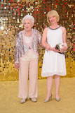 June Whitfield Photo - June 29 2016 LondonJune Whitfield arriving at the World Premiere of Absolutely Fabulous The Movie at the Odeon Leicester Square on June 29 2016 in London EnglandBy Line FamousACE PicturesACE Pictures IncTel 6467670430