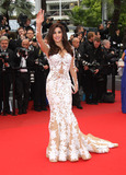 Najwa Karam Photo - Najwa Karam arriving for the Vous Navez Encore Rien Vu (You aint seen nothin yet) premiere during the 65th Cannes Film FestivalCannes France 21052012 Picture by Henry Harris  Featureflash