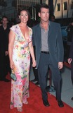 Keeley Shaye Smith Photo - 27JUL99  Actor PIERCE BROSNAN  girlfriend KEELEY SHAYE SMITH at the world premiere in Beverly Hills of his movie The Thomas Crown Affair in which he stars with Rene Russo Paul Smith  Featureflash