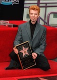 Photo - David Bowie star ceremony