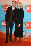 Alistair Petrie Photo - London UK Alistair Petrie and Hannah Waddingham at Cirque du Soleil Luzia Press Night at the Royal Albert Hall Kensington London on January 15th 2020Ref LMK73-J6034-160120Keith Mayhew Landmark MediaWWWLMKMEDIACOM