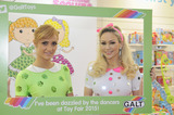 Aliona Vilaniat Photo - London UK  Aliona Vilaniat and   Kristina Rihanoff  at the Toy Fair Olympia 20th January 2015 RefLMK326-50456-220115Matt LewisLandmark MediaWWWLMKMEDIACOM