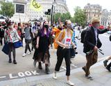 Photos From Extinction Rebellion Demonstration