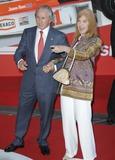 Jackie Stewart Photo - London UK Jackie Stewart and  Helen Stewart   at the World Premiere of  Rush  at the Odeon Leicester Square London  2nd September 2013 RefLMK386-45136-030913 Gary MitchellLandmark Media  WWWLMKMEDIACOM