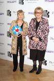 Antonia Fraser Photo - London UK  Dame Antonia Fraser (L) and Kate Atkinson with the Literature  Award at the  South Bank Sky Arts Awards Press room  at the Dorchester Hotel Park Lane on 27th January  2014  RefLMK73-46488-280114 Keith MayhewLandmark Media WWWLMKMEDIACOM