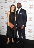 Photo - London UK   David Gyasi and wife Emma Gyasi  at the Chain Of Hope Ball at Old Billingsgate Lower Thames Street London 16 November 2018 RefLMK73-S1930-171118Keith MayhewLandmark Media WWWLMKMEDIACOM