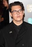 Photo - London UK Joe Wright at EE British Academy Film Awards 2018 - Red Carpet Arrivals at the Royal Albert Hall London on Sunday February 18th 2018 Ref LMK73 -J1591-190218Keith MayhewLandmark Media WWWLMKMEDIACOM