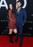 Chelsea Tyler Photo - HOLLYWOOD LOS ANGELES CALIFORNIA USA - SEPTEMBER 18 Chelsea Tyler and Jon Foster arrive at the Los Angeles Premiere Of 20th Century Foxs Ad Astra held at ArcLight Cinemas Hollywood Cinerama Dome on August 18 2019 in Hollywood Los Angeles California United States (Photo by Xavier CollinImage Press Agency)