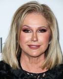 Photo - BEVERLY HILLS LOS ANGELES CA USA - JANUARY 18 Actress Kathy Hilton arrives at the 16th Annual Living Legends Of Aviation Awards held at The Beverly Hilton Hotel on January 18 2019 in Beverly Hills Los Angeles California United States (Photo by Xavier CollinImage Press Agency)