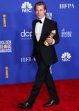 Photo - 77th Annual Golden Globe Awards - Press Room