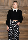 Michael Kors Photo - MANHATTAN NEW YORK CITY NEW YORK USA - FEBRUARY 12 Actress Olivia Holt arrives at the Michael Kors Collection FallWinter 2020 Runway Show - February 2020 during New York Fashion Week held at the American Stock Exchange on February 12 2020 in Manhattan New York City New York United States (Photo by Image Press Agency)