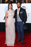 Photo - (FILE) Jurnee Smollett Files for Divorce From Josiah Bell After Nearly 10 Years of Marriage PASADENA LOS ANGELES CALIFORNIA USA - JANUARY 15 Actress Jurnee Smollett-Bell and husbandmusician Josiah Bell arrive at the at the 49th NAACP Image Awards held at the Pasadena Civic Auditorium on January 15 2018 in Pasadena Los Angeles California United States (Photo by Xavier CollinImage Press Agency)