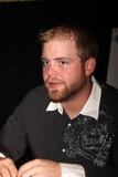 Brian McCann Photo - -14-08 Brian Mccann Press Confidence For All-star Game at Grand Hyatt Hotel Photos by John Barrett-Globe Photosinc
