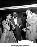 Arthur Kennedy Photo - Donna Reed Tony Owen and Arthur Kennedy Credit Globe Photos Inc