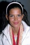 Eugenia Volodina Photo - Custo Barcelona Fall 2003 Fashion Show New York City 02102003 Photo Barry Talesnick Ipol Globe Photos Inc 2003 Eugenia Volodina