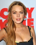 Photo - Lindsay Lohan attending the Los Angeles Premiere of Scary Movie V Held at the Arclight Cinerama Dome in Hollywood California on April 11 2013 Photo by D Long- Globe Photos Inc